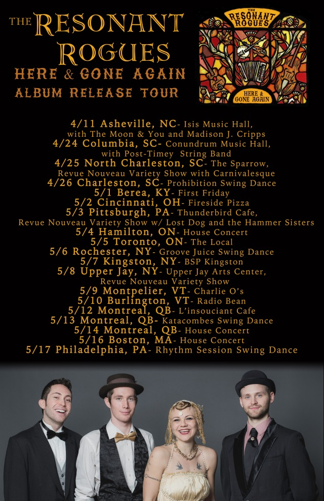 Album release tour