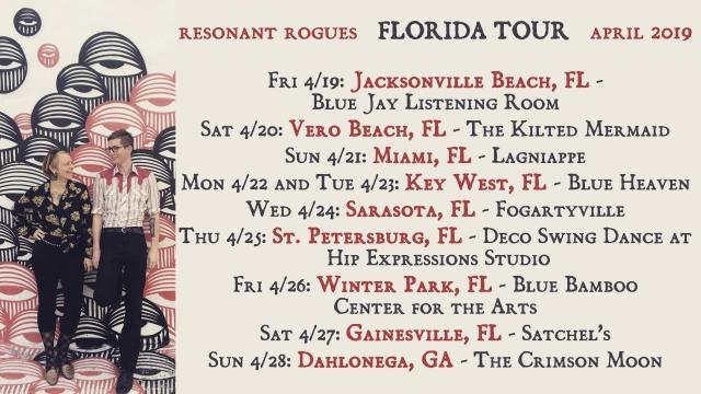 Florida tour banner 2019